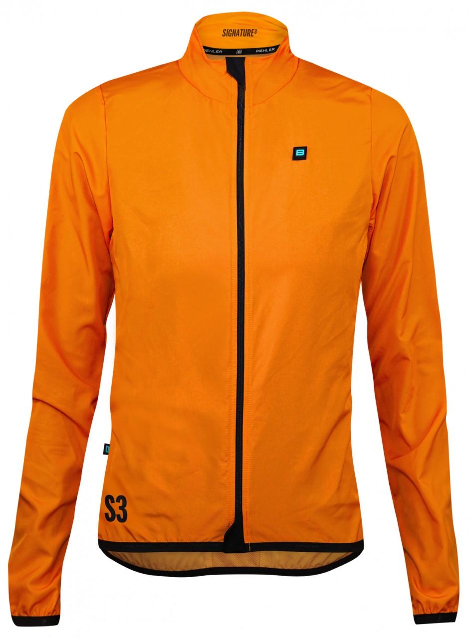 Signature³ Nano Peel Women Jacket Orange Qtrdhs