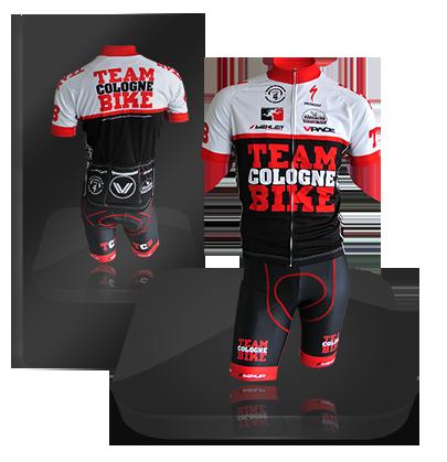 Trikot: Team COLOGNE bike